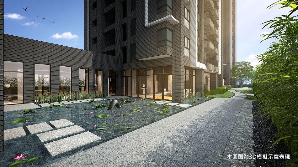 20170707 興築建設八里案 後景觀 完稿圖