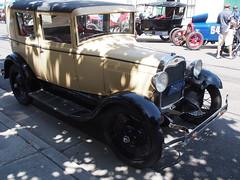1928-29 Ford Fordor Sedan '698RRZ' 2