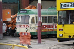 Tram 625 Blackpool, Lancashire