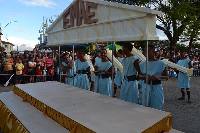 Desfile Cívico Iguaí parte - V