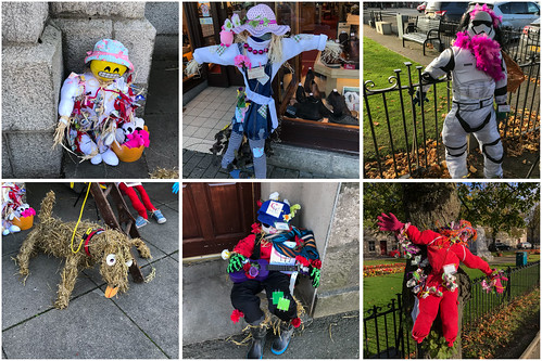 2017-09-30 Inverurie Scarecrow and Flower Festival