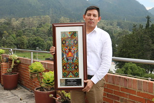 Iván Madero, representante CHEDHOS,