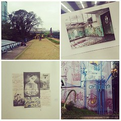 Sao Paulo Cultural Centre.. and interesting place to visit.. with loads of exhibits and artists around you. 20 mins walk to Paulista. Was so worth the visit.