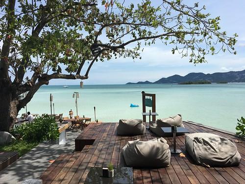 サムイ島の昼下がり Koh Samui