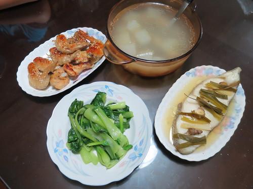 台灣掌廚報告:170904~170917