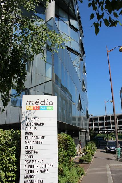 Media Participations