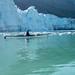 Kayaking at Margerie Glacier, Tarr Inlet, Glacier Bay National Park