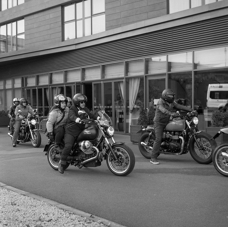 FILM - Distinguished Gentleman's Ride, Sheffield 2017-19