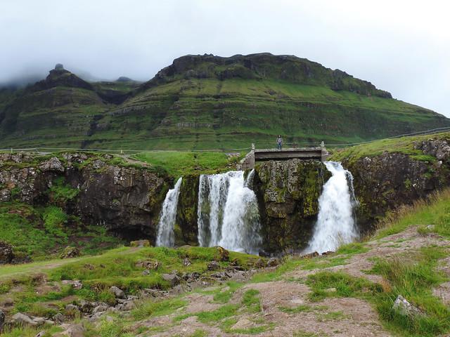 Kirkjufellsfoss, Snæfellsnes Peninsula, Iceland