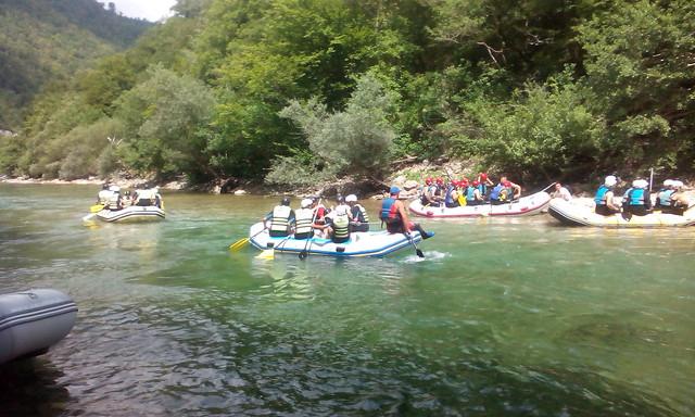 Rafting on the Neretva complete tour