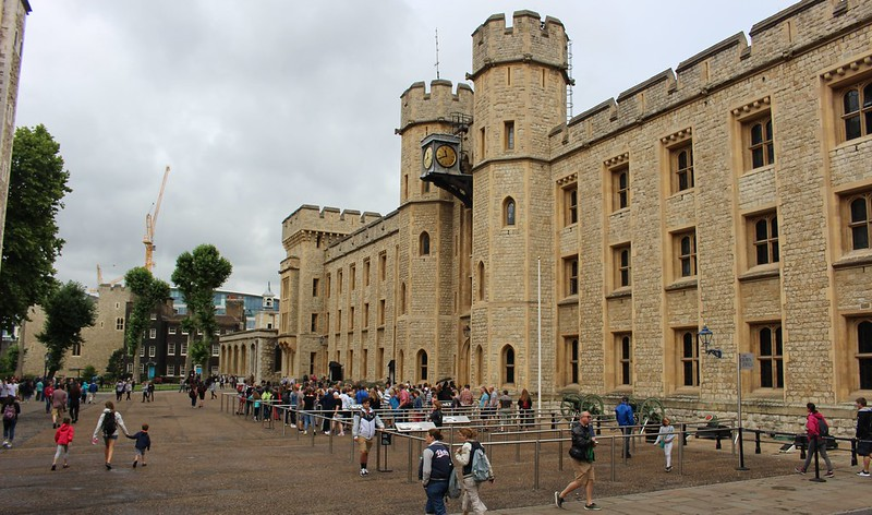 Jewel House, Tower of London