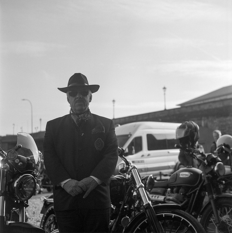 FILM - Distinguished Gentleman's Ride, Sheffield 2017-2