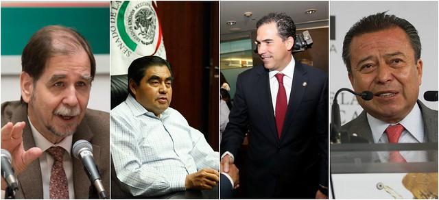 EPN, débil frente a Trump: oposición; fue cauto, pero firme: PRI
