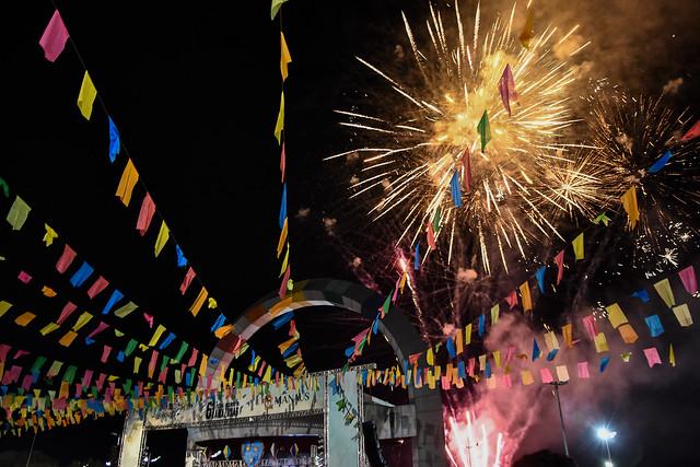 Abertura do 61° Festival Folclórico do Amazonas 04/08/2017