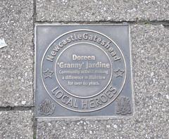 Photo of Bronze plaque number 43603