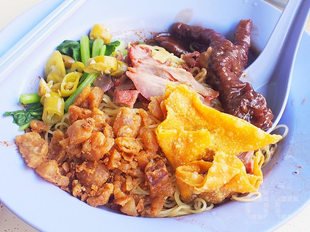 da jie famous wanton noodle, food, food review, jalan besar, review, sam leong road, singapore, wanton mee, wanton noodle, 大姐云吞面, 云吞面