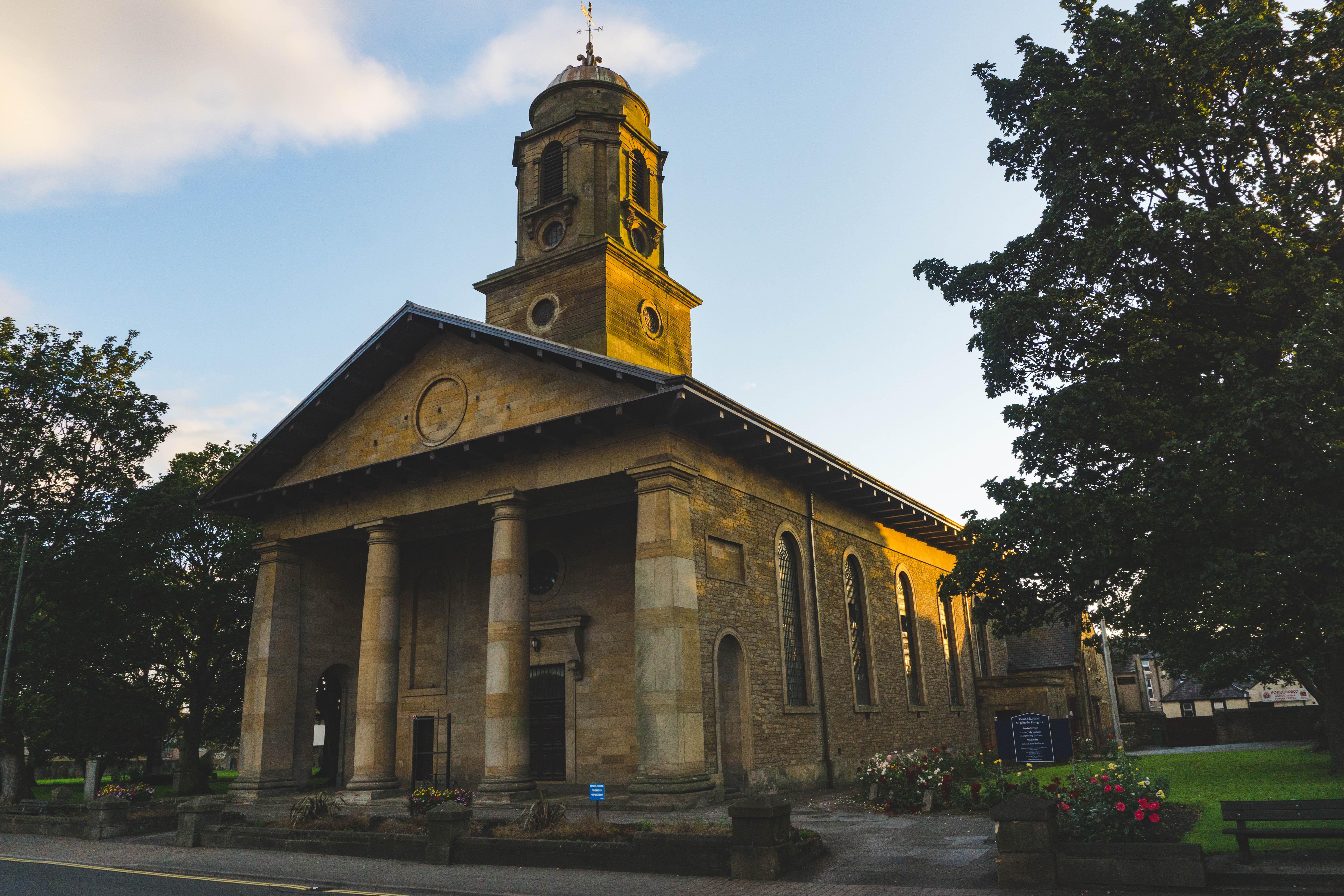 WORKINGTON, St John the Evangelist