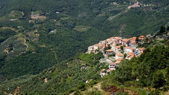 Liguria - Entroterra di, Sony DSC-HX50