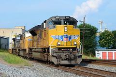 2017 08-21 1703 UP SD70AH-8881 S/B NS 203, Berryville, VA