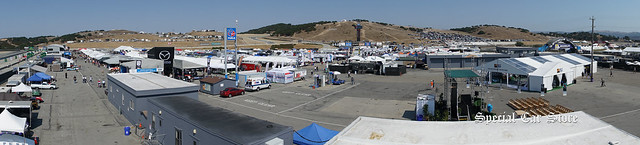 at Rolex Monterey Motorsports Reunion at the Mazda Raceway Laguna Seca 2017