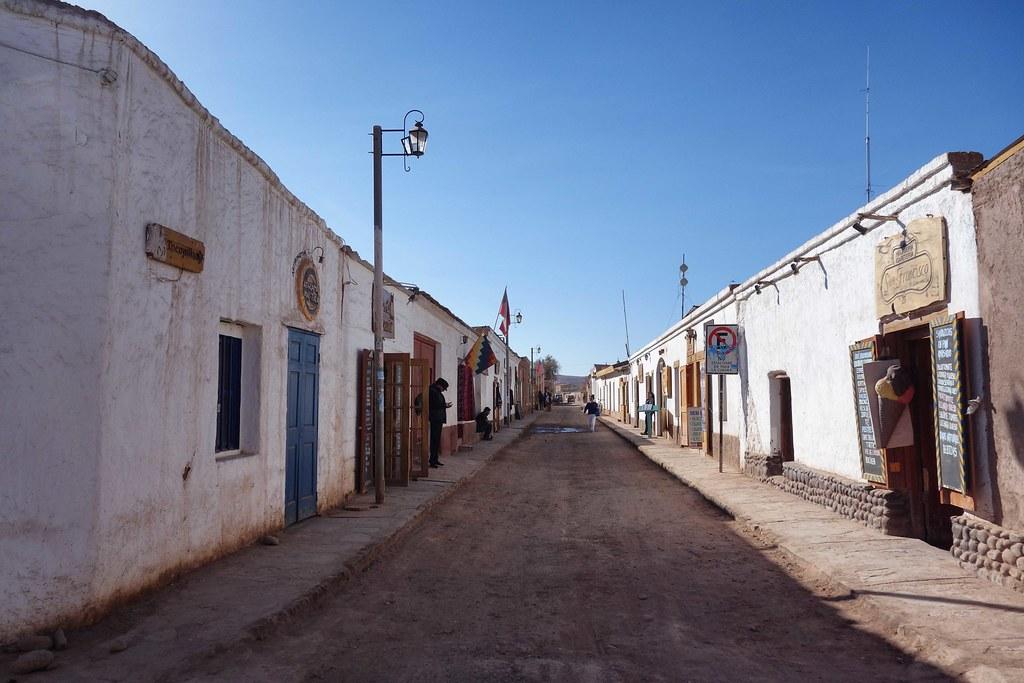 San Pedro Atacama - Street