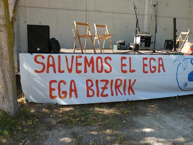 Fiesta del río Ega