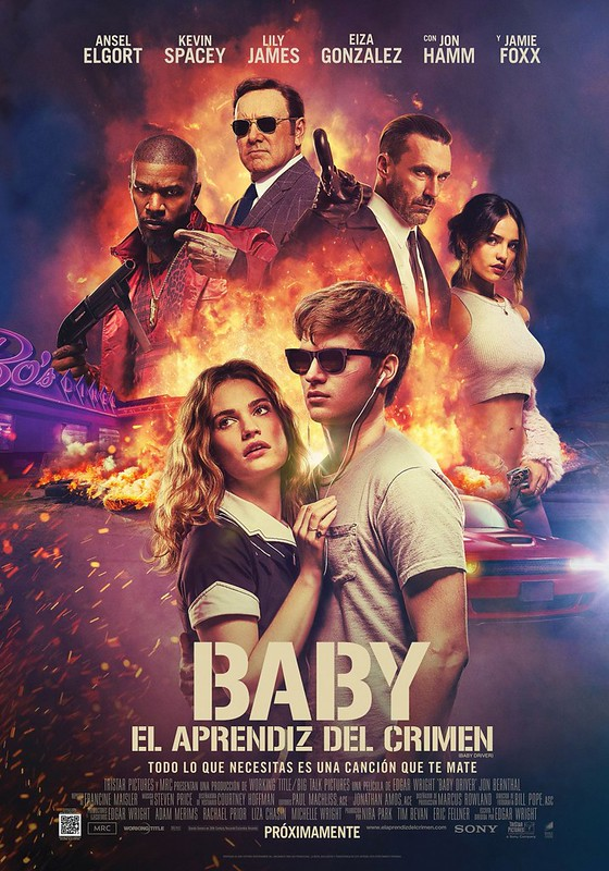 Baby Driver - Poster 4