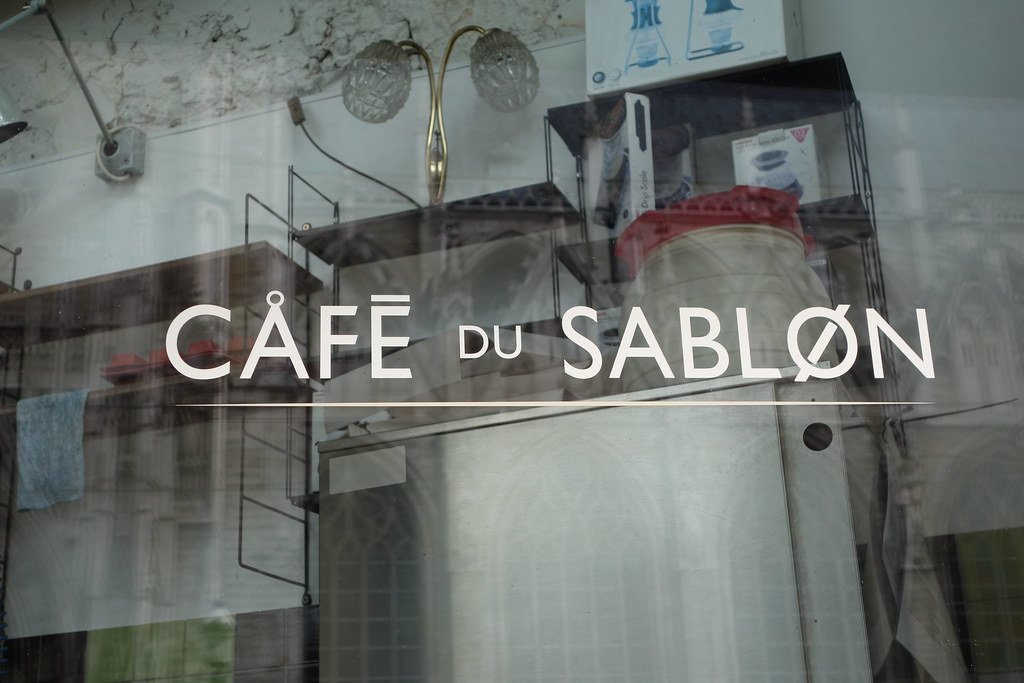 Cafe du Sablon, Brussels