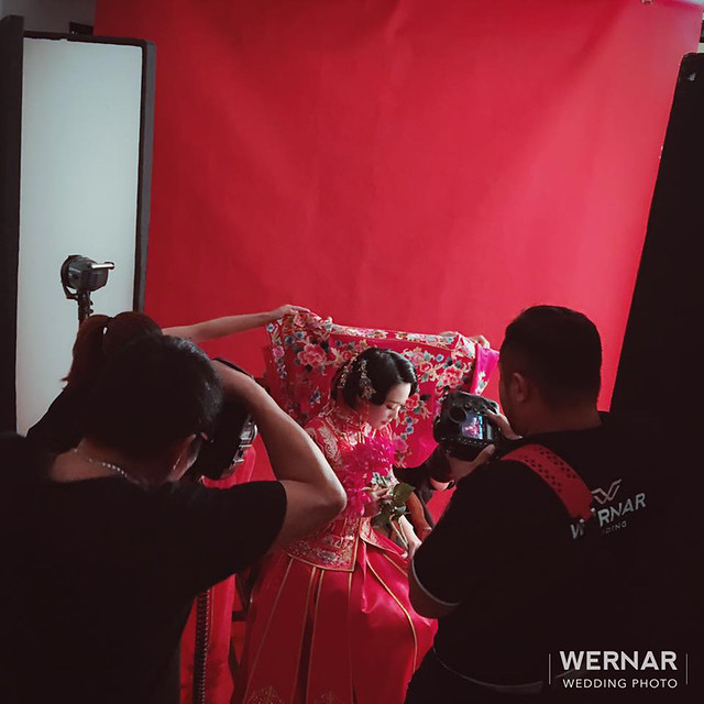 中國風,中式新娘,旗袍婚紗,中式婚紗,中式禮服