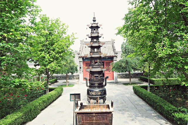 Yunju Temple - Beijing - China