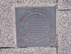 Photo of Bronze plaque number 43623