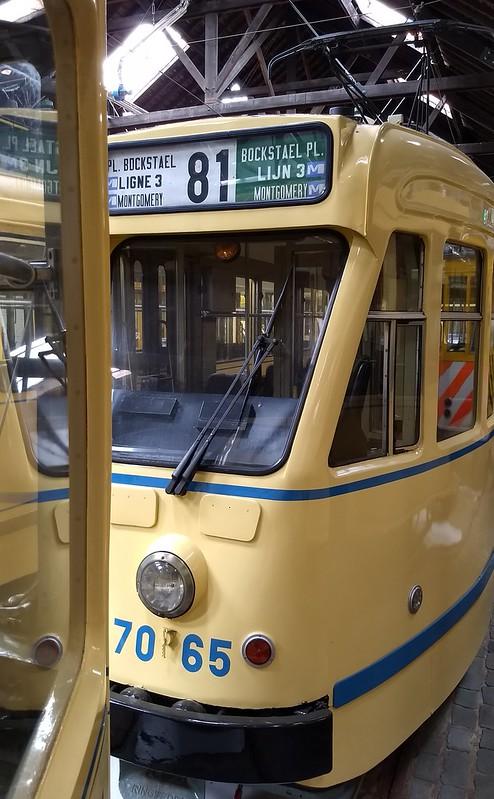Brussels Tram Museum