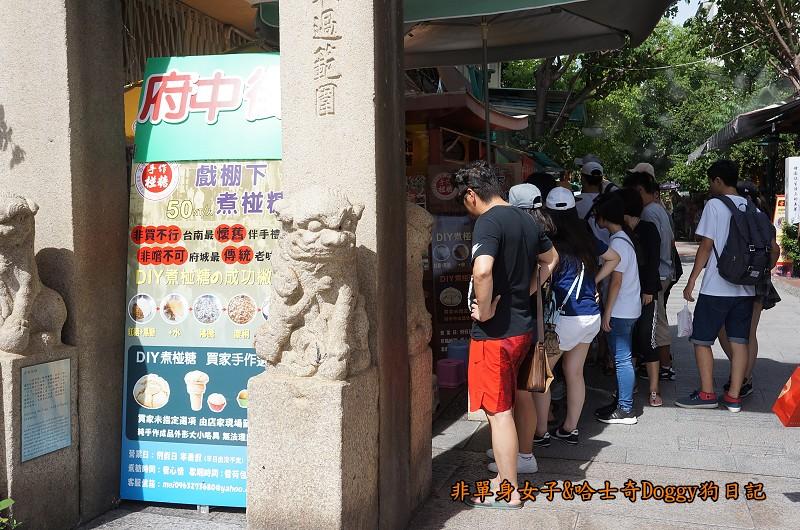 台南孔廟與附近美食16孔廟商圈