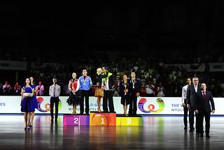 DanceSport - Medal Ceremony
