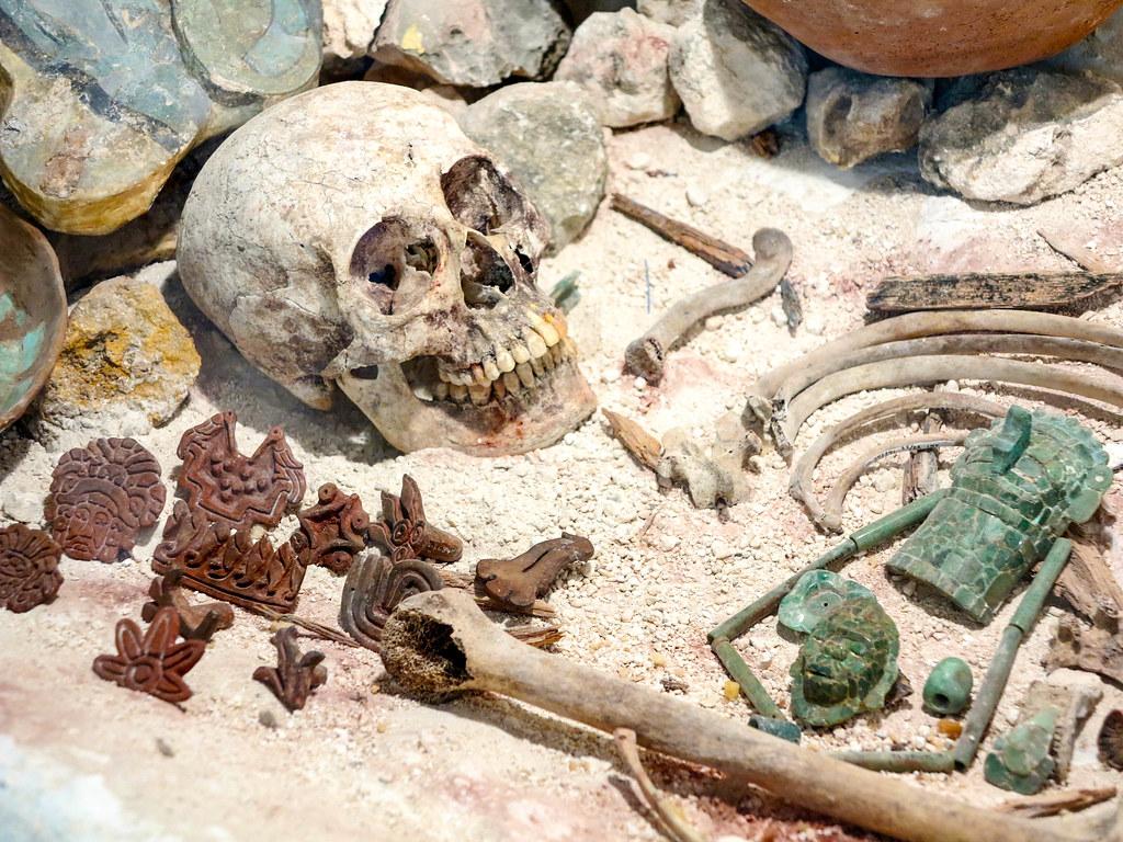 Museo arqueológico de Campeche