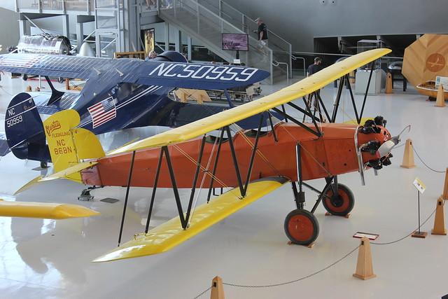 Curtiss Fledgling NC868N