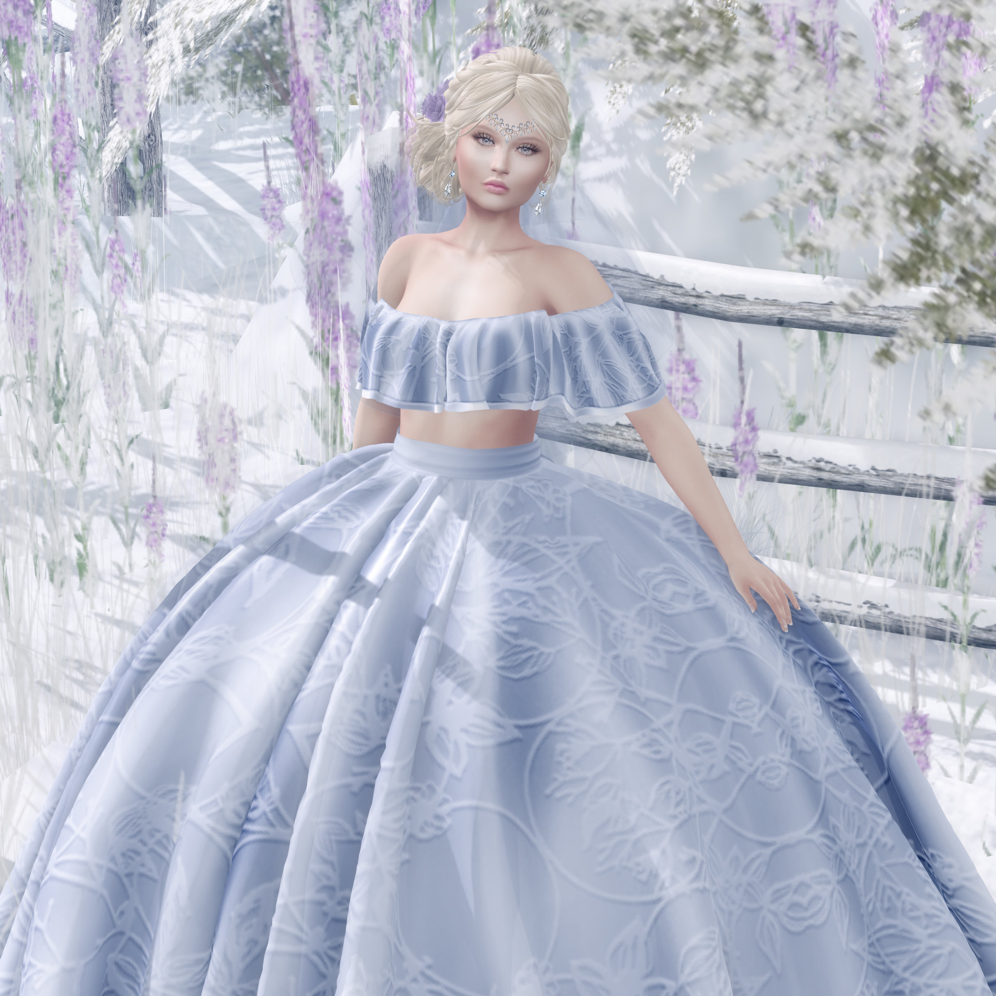 Azul, Dakota Gown @ Trunk Show