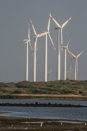 Gujarat wind turbines