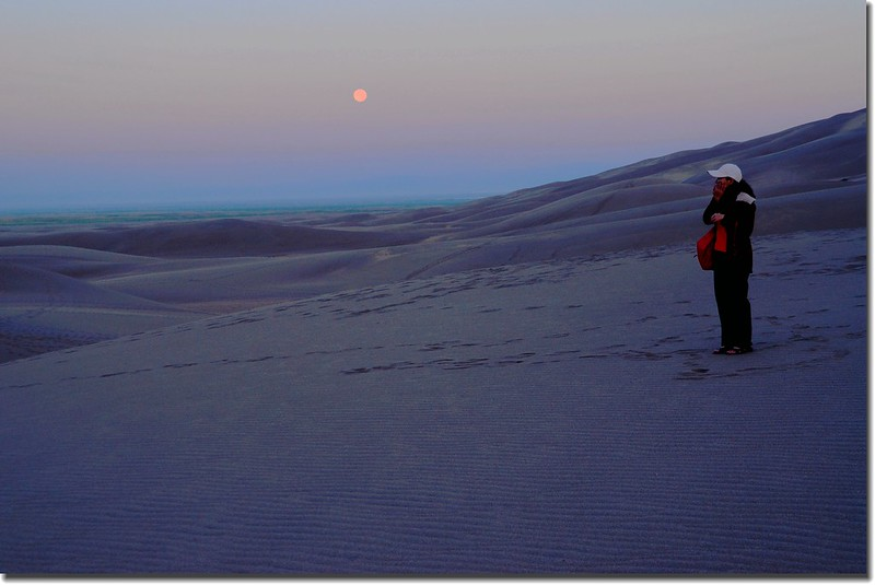 Dawn at Great Sand Dunes National Park (4)