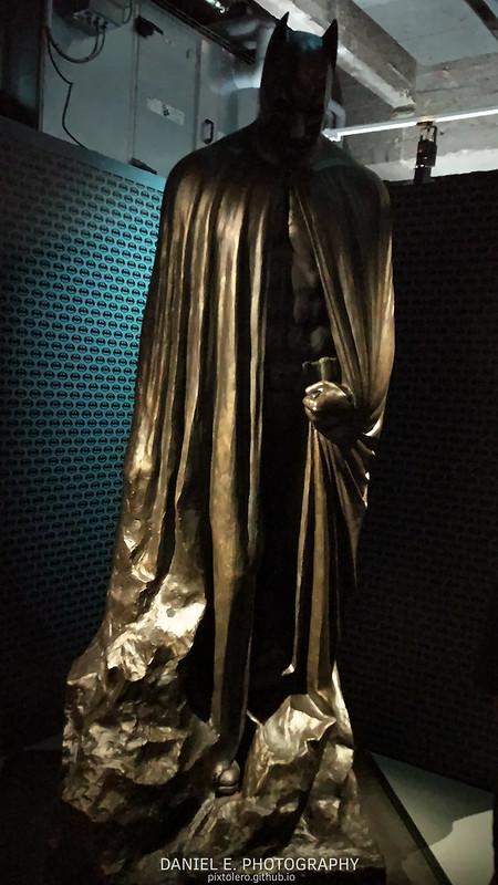 Statue Batman (The Dark Knight rises)