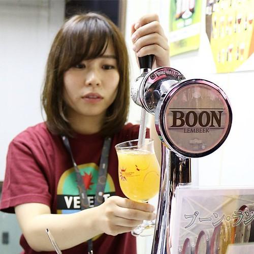 Boon! #ベルギービールウィークエンド #belgiumbeerweekend