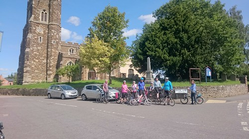 George Shuttleworth ride 13 Aug 2017