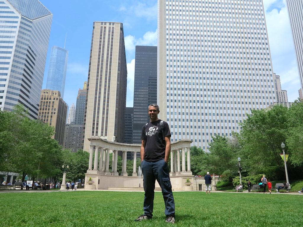 Millenium Park en Chicago