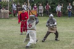 Combat à l'Epée.
