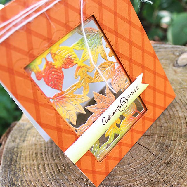 Autumn Blessings Card 3