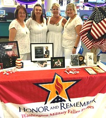Gold Star Mother and Family Event