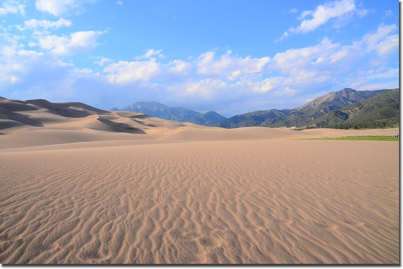 Dusk at Great Sand Dunes National Park  (4)