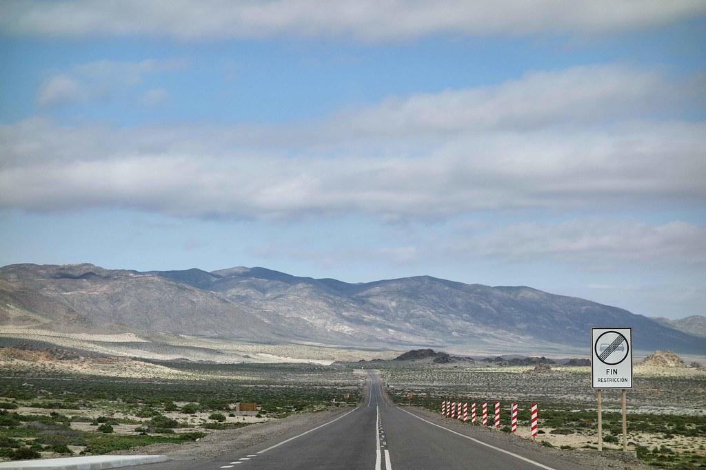 Region III - Llanos de Challe - Road