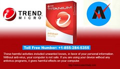 Trend Micro Antivirus Support Number +1-855-284-5355