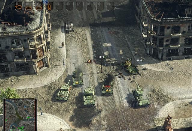 Iznenadni udar 4 - tenkovska brigada